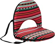 Folding Seat Round for Indoor & Outdoor Parties Picnic Camping Garden Beach - Y1101X187