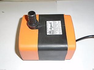 Paras Light 18 Watt Submersible Pump Water Lifting Pump for Air Cooler, Aquarium, Fountain