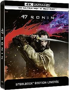 47 Ronin [4K Ultra HD + Blu-Ray-Édition boîtier SteelBook]