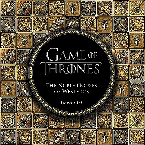 Game of Thrones: The Noble Houses of Westeros: Seasons 1-5 por Running Press