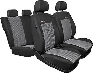 GSC Sitzbez/üge Universal Schonbez/üge Prestige 1+1 kompatibel mit Audi 80 B4