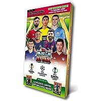 Topps Match Attax 2021/2022 - UEFA Champions League Advent Calendar - Includes 131 Football Cards