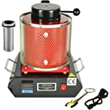 Horno de fundición/4,5 kg 220/240 V horno de fusión: Amazon ...