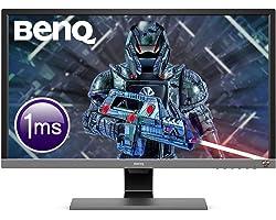 BenQ EL2870U 28 inch 4K Gaming Monitor, 60Hz, 1ms Response Time, FreeSync, HDR, Eye-Care, Speakers