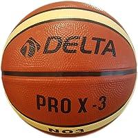 Delta Elite PRO X Basketbol Topu, Turuncu