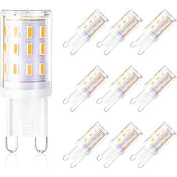 Creyer G9 LED Lampen Kein Flackern/350 lumens/33 X 4014 LED SMD/4W ...