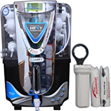 FRESH AQUA INDIA 15L 14 Stage RO UV UF TDS Alkaline Water Purifier with Full KIT (ZX500)