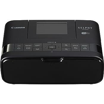 Canon SELPHY CP1200 Photo Printer - Black