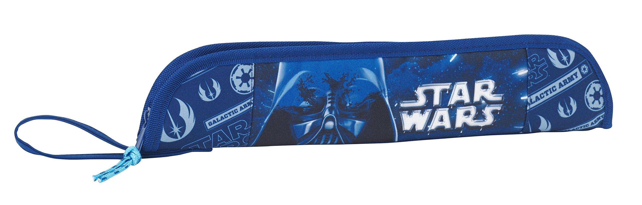 Safta Portaflautas Star Wars «Neon» Oficial Protector Flauta 370x20x80mm