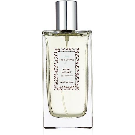 THE 7 VIRTUES Vetiver Perfume