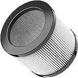 Duomishu Filtro HEPA Mini Purificador de Aire de Escritorio USB Purificador de Aire Limpiador de Aire