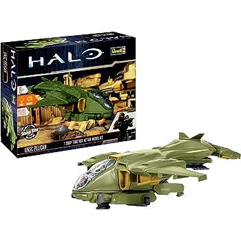 Revell Vaisseau à Construire Halo UNSC-Pelican, 00061