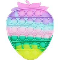 Leoodo Pop It Fidget Toys, Push Pop Bubble, Poppit Poppitz, Anti-Stress Spielzeug, Pop its Sensory Toys für Kinder und…