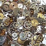 Steampunk Handgelenk Uhr Alte Teile Getriebe Räder Herstellen von Schmuck, Basteln Arts