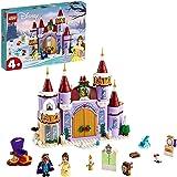LEGO® ǀ Disney Belle'in Şatosu Kış Kutlaması (43180) Yapım Seti (238 Parça)