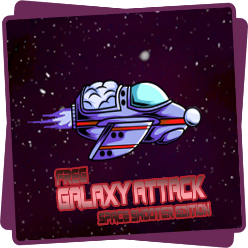 Free Galaxy Attack Space Shooter Edition (Aliens Arcade-spiel)