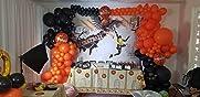 Hxmt401 Basketball Hintergrund Für Sport Party Kamera