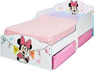 Disney Minnie Toddler Bed and Storage (516MTM)