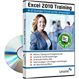 Excel 2010 Training - In 8 Stunden Excel sicher anwenden [CD-ROM] Mac OS X / Windows