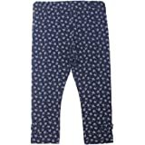 Stummer Mini Girls Leggings, Blue, Size 74, 9 Months