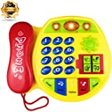 Yita Telephone Toy Gift for 1-3 Year Old Boy Girls
