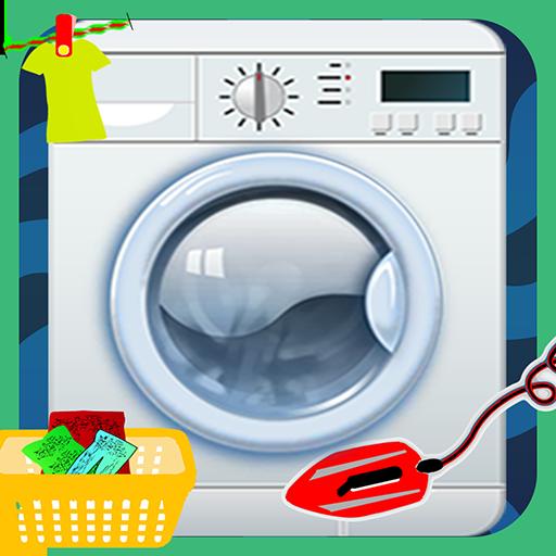 Eisen-maschine-kleidung (Waschen Kinder Kleidung)