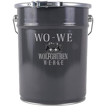 Nano Fassadenfarbe Außen WO-WE W520 - RAL 9010 ähnl. Reinweiss - 10L