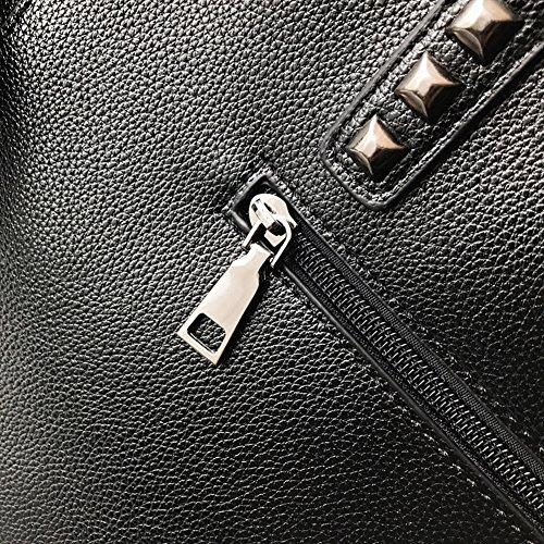 Nclon 2018 Neu Élégant Grosse tasche Damen handtaschen Schultertasche Umhängetasche Handtasche Schulter taschen messenger Hobo handbag-B B