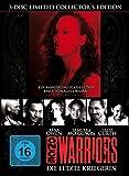 Once Were Warriors - Die letzte Kriegerin (3-Disc Limited Mediabook - Blu-Ray + DVD inkl. Bonus-DVD)