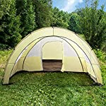 TecTake 800588 XXL Camping Tunnel Tent with Foyer 4-6 persons 15