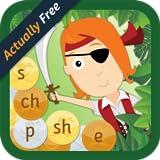 Pirate Phonics 1 : Kids learn to read