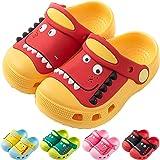 Zuecos y Mules para niña niño Sandalias de Playa Chanclas de Piscina Antideslizante Zapatos de Piscina Jardín Zapatillas Vera