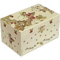 Trousselier - Blumenfeen - Flower Fairies - Musikschmuckdose - Spieluhr - Ideales Geschenk für junge Mädchen…