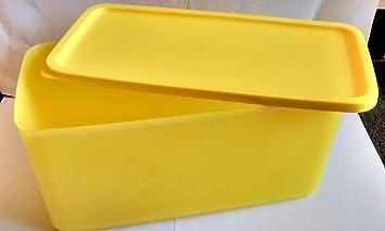 Tupperware 3.1 liter Smart n fresh container (yellow colour) (1) & Buy Tupperware 3.1 liter Smart n fresh container (yellow colour ... Aboutintivar.Com