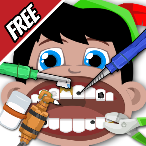 Peter Pan Celebrity Dentist Makeover Game – Free Little Fun Clinic Doctor Game for (Make Tin Up Man)