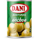 Dani - Aceitunas rellenas de anchoa - Pack 12 x 280 gr.