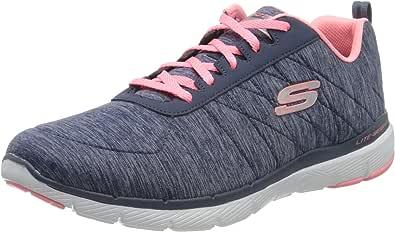 Skechers Damen Flex Appeal 3.0 Insiders 13067 Sneaker