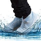 GOODS+GADGETS Siliconen overschoenen, waterdichte overschoenen, antislip regenschoenen, herbruikbare schoenbeschermers