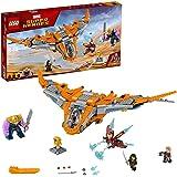 Lego Marvel Super Heroes - Avengers - Le Combat Ultime de Thanos - 76107 - Jeu de Construction