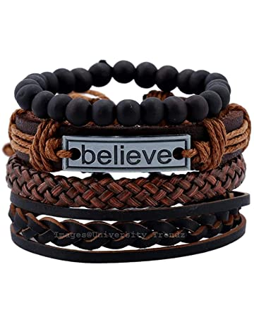 Bracelets for Men: Buy Bracelets for Men Online at Best