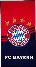 FC Bayern München Strandtuch Logo