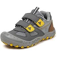 Scarpe per Bambini Ragazzi Ragazze Calzature da Escursionismo Antiscivolo Corsa Sneakers