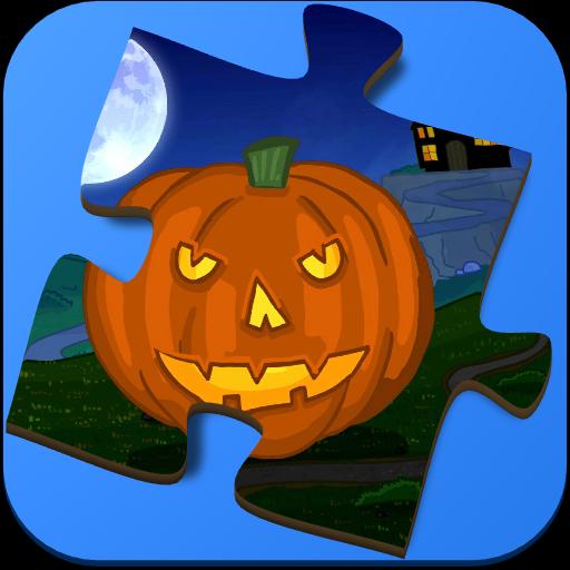 Super Jigsaws Halloween FireTV