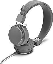 Urbanears Plattan Ll On-Ear Headphone, Grey - 04091669, 14.3 x 7.4 x 14.5 cm