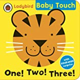 Baby Touch: One! Two! Three! bath book (Ladybird Baby Touch)