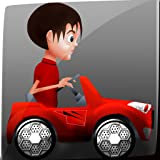 Kinderspielzeug Autorennen: das Kinderrennen Cupcake - Gratis-Edition