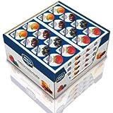 Menz&Gasser Confettura Extra Assortita Albicocca, Amarena, Fragola e Pesca, con Frutta di Alta Qualità, 80 Porzioni x 25…