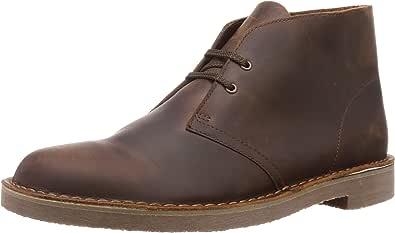 Clarks Men's Desert Boot Bushacre 3 Ankle