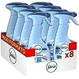 Febreze Spray Profumatore Armadio, 6 Confezioni x 500 ml, Profumo di Lenor Risveglio Primevarile, Maxi Formato, Elimina gli O