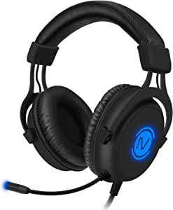 OIVO 7.1 Gaming Headset Virtual Surround Sound for PC USB